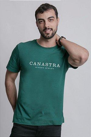 Camiseta Destinos Canastra Verde