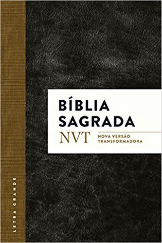 BÍBLIA SAGRADA CLÁSSICA NVT - LETRA GRANDE