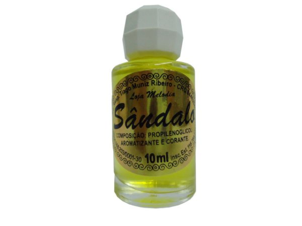 Óleo Sândalo - 10 ML