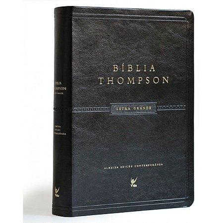 Bíblia Thompson Letra Grande  C/ Índice