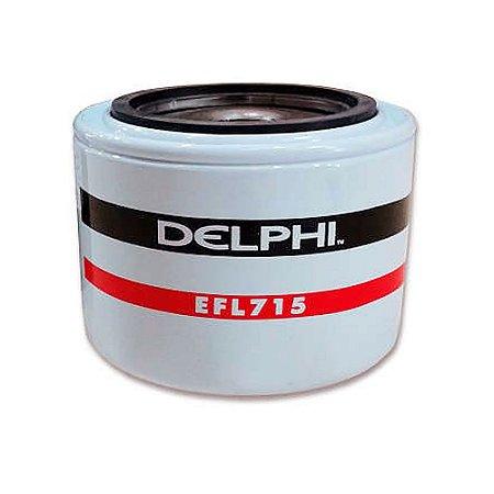 Filtro de Óleo| Delphi | EFL-715 - Unitário
