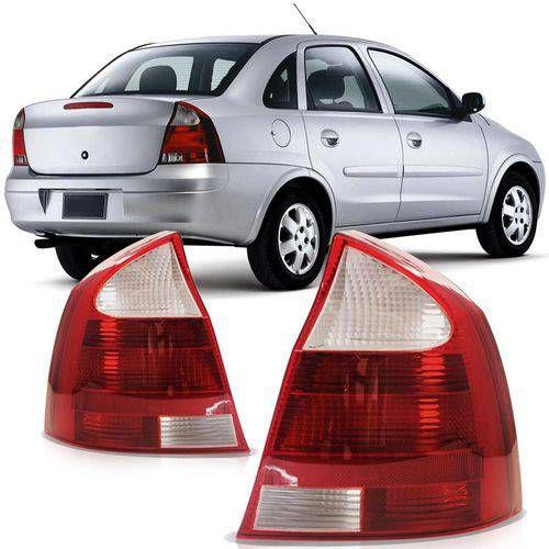 Lanterna Traseira Corsa Sedan (2003/2007) - Original ARTEB