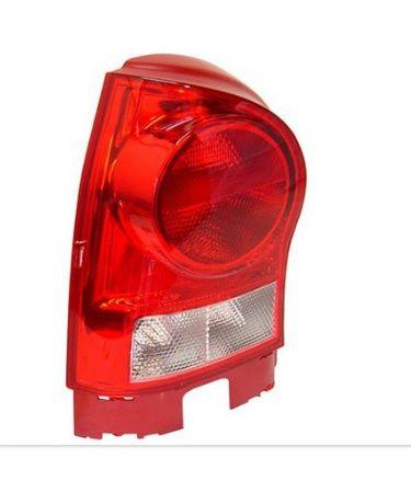 Lanterna Traseira Gol IV Cristal Carcaça Vermelha (2006/2009) - Original ARTEB