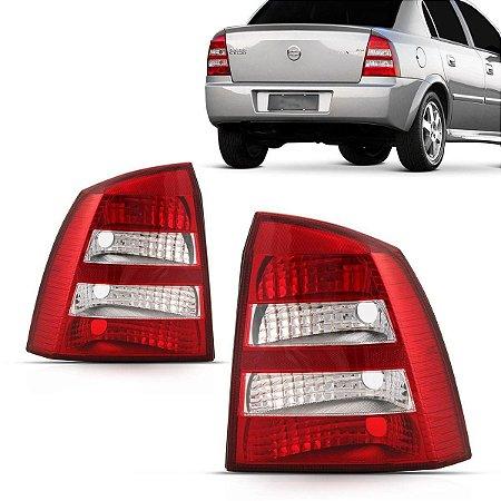 Lanterna Traseira Astra Sedan Bicolor (2003/2010) - RN