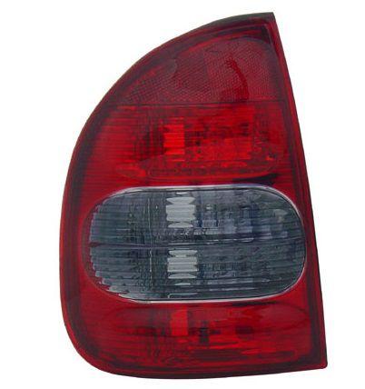 Lanterna Traseira Corsa Sedan Bicolor Fumê (2000/2010) - RN