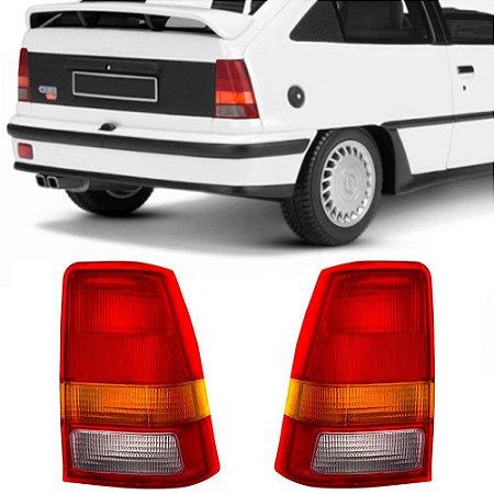 Lanterna Traseira Kadett Tricolor (1989/1994) - Original RN