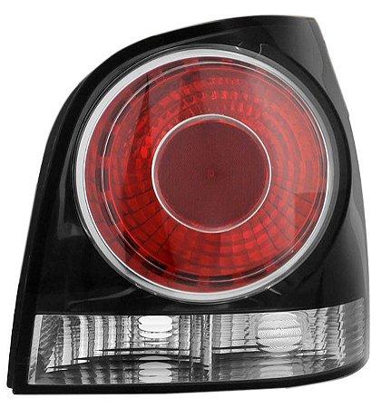 Lanterna Traseira Polo Hatch Fumê (2007/2014) - COFRAN
