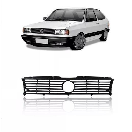 Grade Gol/Parati/Saveiro Cinza Escuro sem Emblema (1991/1996) - BLAWER