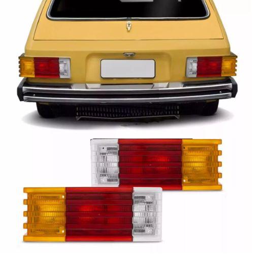 Lanterna Traseira Brasilia Tricolor (1978/1982) - AMG