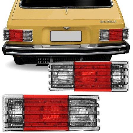 Lente Traseira Brasília Fumê (1978/1982) - AMG