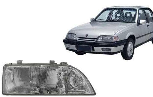 Farol Monza Biodo sem Auxiliar (1991/1996) - IFCAR