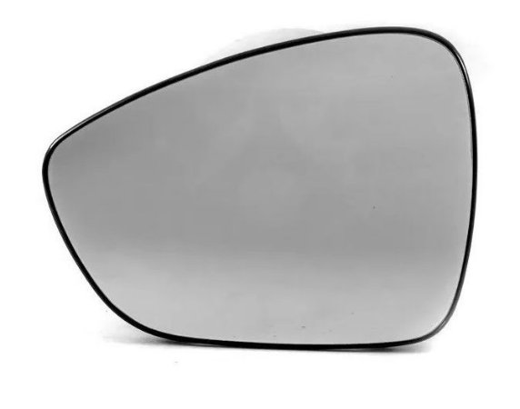 Lente Retrovisor C4/C5/Peugeot 408 Com Base - METAGAL