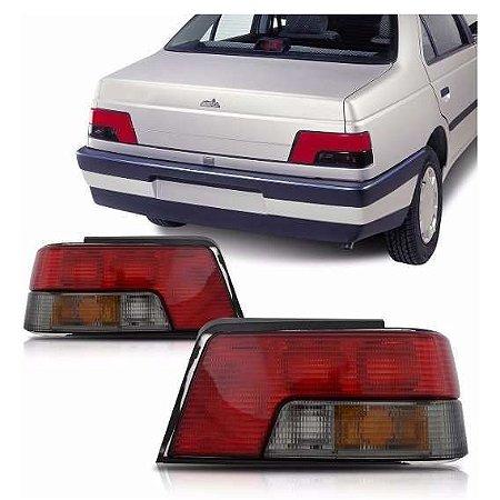 Lanterna Traseira Peugeot 405 Fumê (1994-1998) - RCD