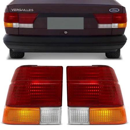 Lanterna Traseira Versailles Tricolor (1991/1994) - HT