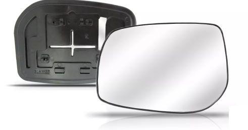 Lente Retrovisor Corolla Com Base (2008 a Diante) - METAGAL