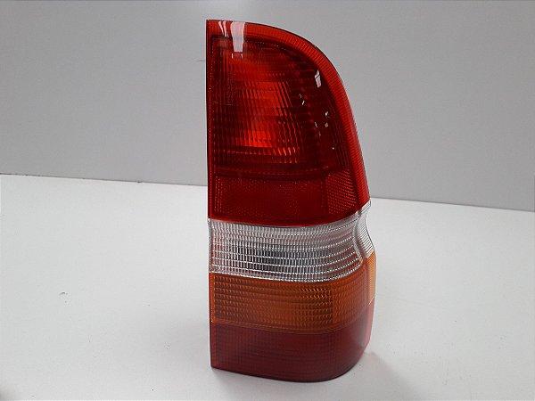 Lanterna Traseira Escort SW (1997/2002) Tricolor - ORIGINAL