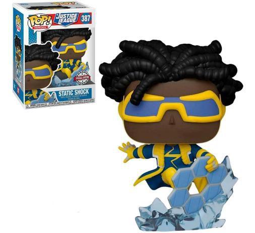 Funko Pop Static Shock Justice League #387