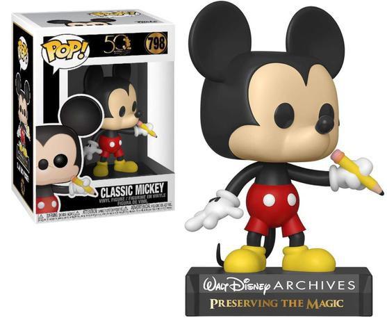 Funko Pop 50 Walt Disney Archives Classic Mickey #798