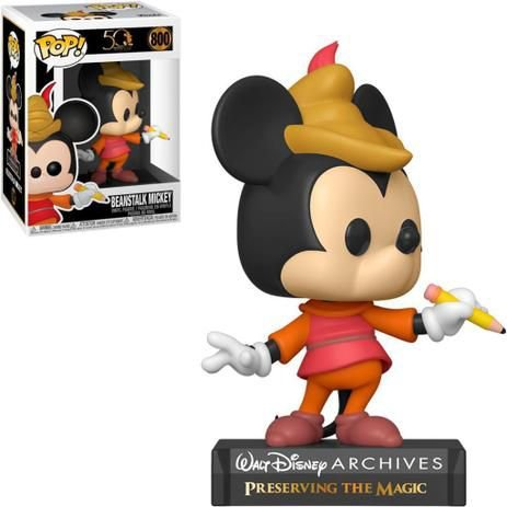 Funko Pop 50 Walt Disney Archives Beanstalk Mickey #800