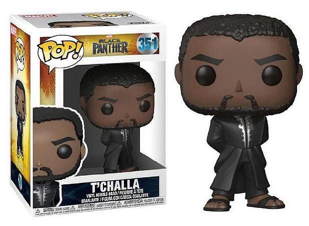 Funko Pop Marvel Black Panther T'Challa #351