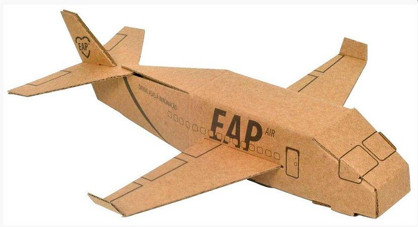 Avião 3D
