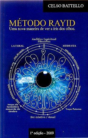 Livro - Método Rayid: Uma Nova Maneira de Ver a Íris dos Olhos