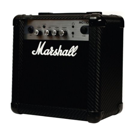 Amplificador Marshall MG10CF Combo p/ Guitarra 10W