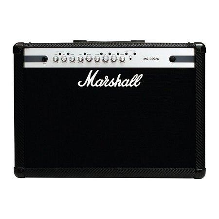 Amplificador Marshall MG102CFX Combo p/ Guitarra 100W