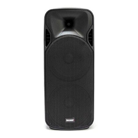 Caixa de Som Ativa Lexsen LPS-2015A MP3 400W 2 vias