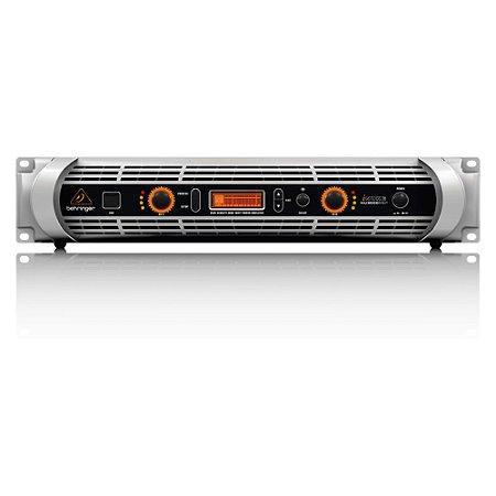 Amplificador de Potência Behringer Inuke NU3000DSP c/ 3000W