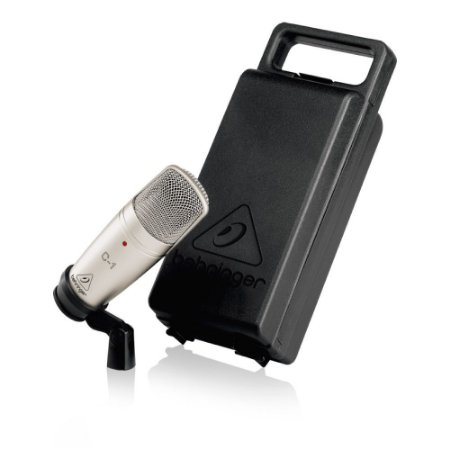 Microfone Condensador para Estúdio C-1 Behringer
