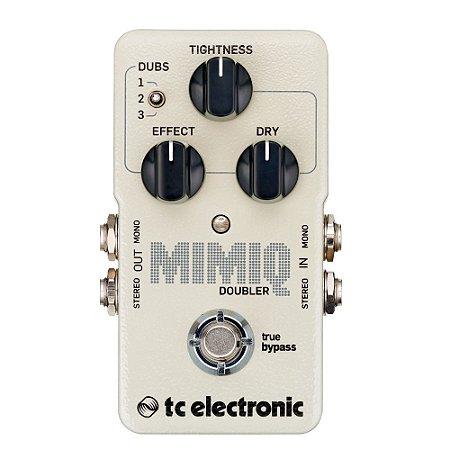 Pedal duplicador para Guitarra TC Electronic MIMIQ DOUBLER