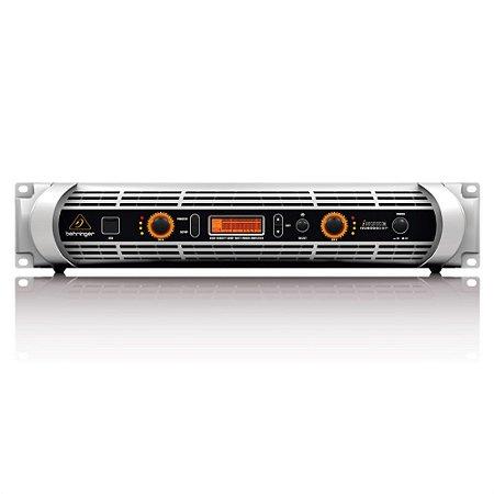 Amplificador de Potência Behringer Inuke NU6000 DSP 220V