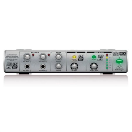 Processador de multi-efeitos Behringer MINIMIX MIX800