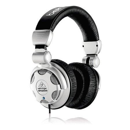 Fone de ouvido para DJ Behringer HPX2000 Over-Ear