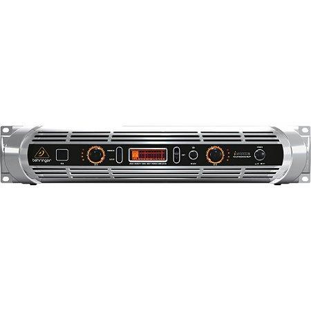 Amplificador de Potência Behringer Inuke NU1000 DSP c/ 1000W
