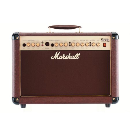 Amplificador Marshall AS50D Combo para Violão 50W