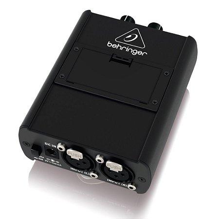 PowerPlay Behringer P1 Pré-ampificador para Fone de Ouvido