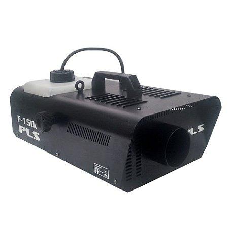 Máquina de Fumaça PLS F-1500 c/ controle sem fio 110V