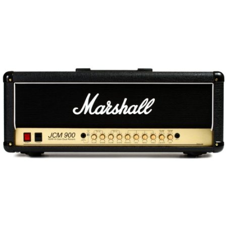 Amplificador Marshall JCM900 Cabeçote para Guitarra 100W