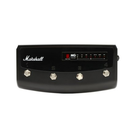 Pedal Footswitch MG4 para linha MG Marshall PEDL-90008