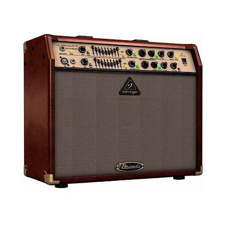 Combo Amplificado para Violão Behringer ACX1800 180W 2x8'' 127V