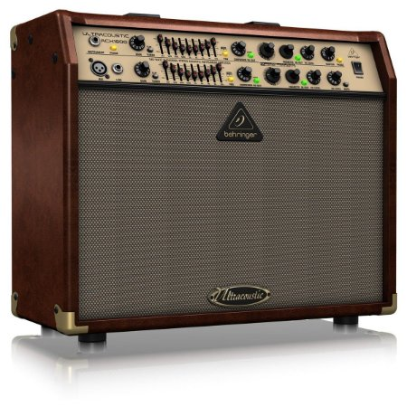Combo Amplificado para Violão Behringer ACX1800 180W 2x8'' 220V