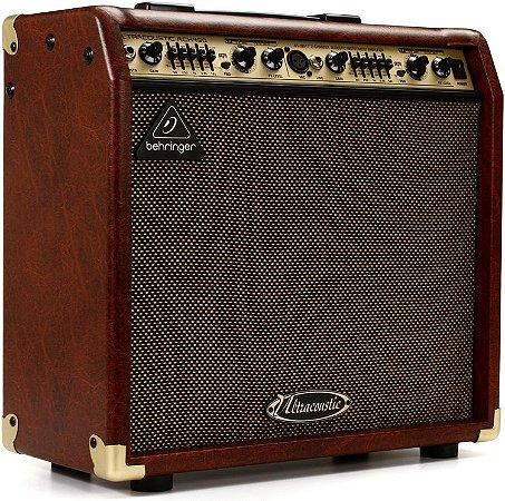 Combo Amplificado para Violão Behringer ACX450 45W 8'' 127V