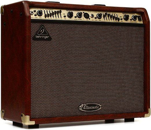 Combo Amplificado para Violão Behringer ACX900 90W 2x8'' 220V