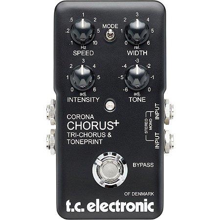 Pedal para Guitarra TC Electronic Corona Chorus Limited Edition