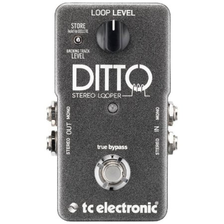 Pedal para Guitarra TC Electronic Ditto Stereo Looper