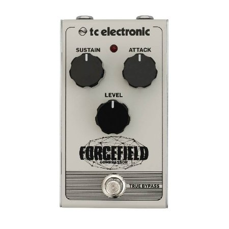 Pedal para Guitarra TC Electronic Forcefield Compressor