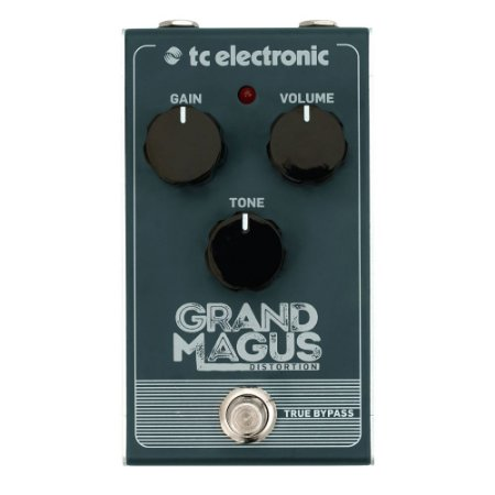 Pedal Distorção para Guitarra TC Electronic Grand Magus Distortion