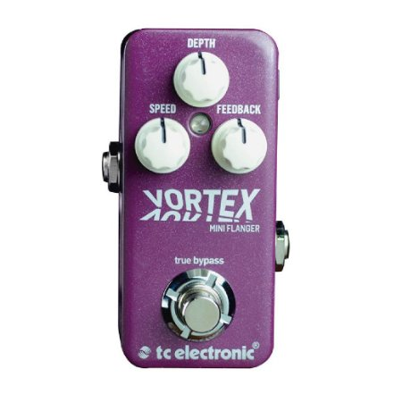 Pedal para Guitarra TC Electronic Vortex Mini Flanger
